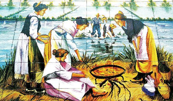 Испанская паэлья — история рецепта